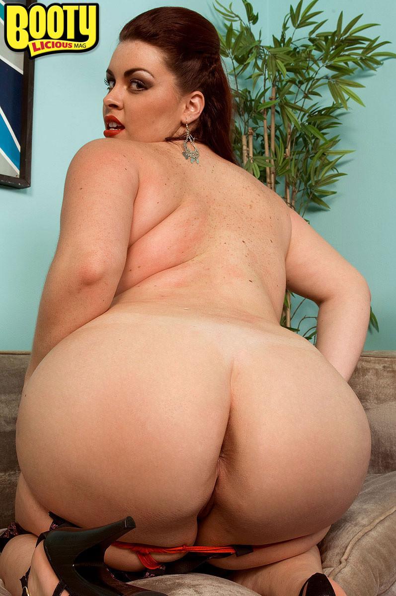 Juicy fat ass