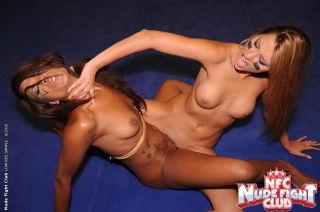 Cindy Hope wants to dominate her rival Keisha Kane