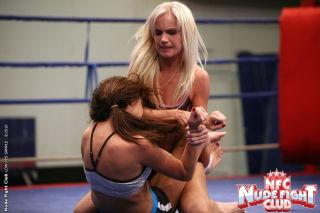 Bea Stiel is beaten by Kissy in a hardcore lesbian