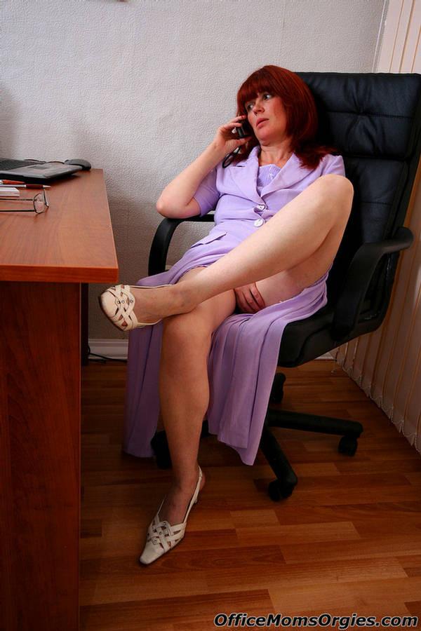 Best of Bossy Office Milf