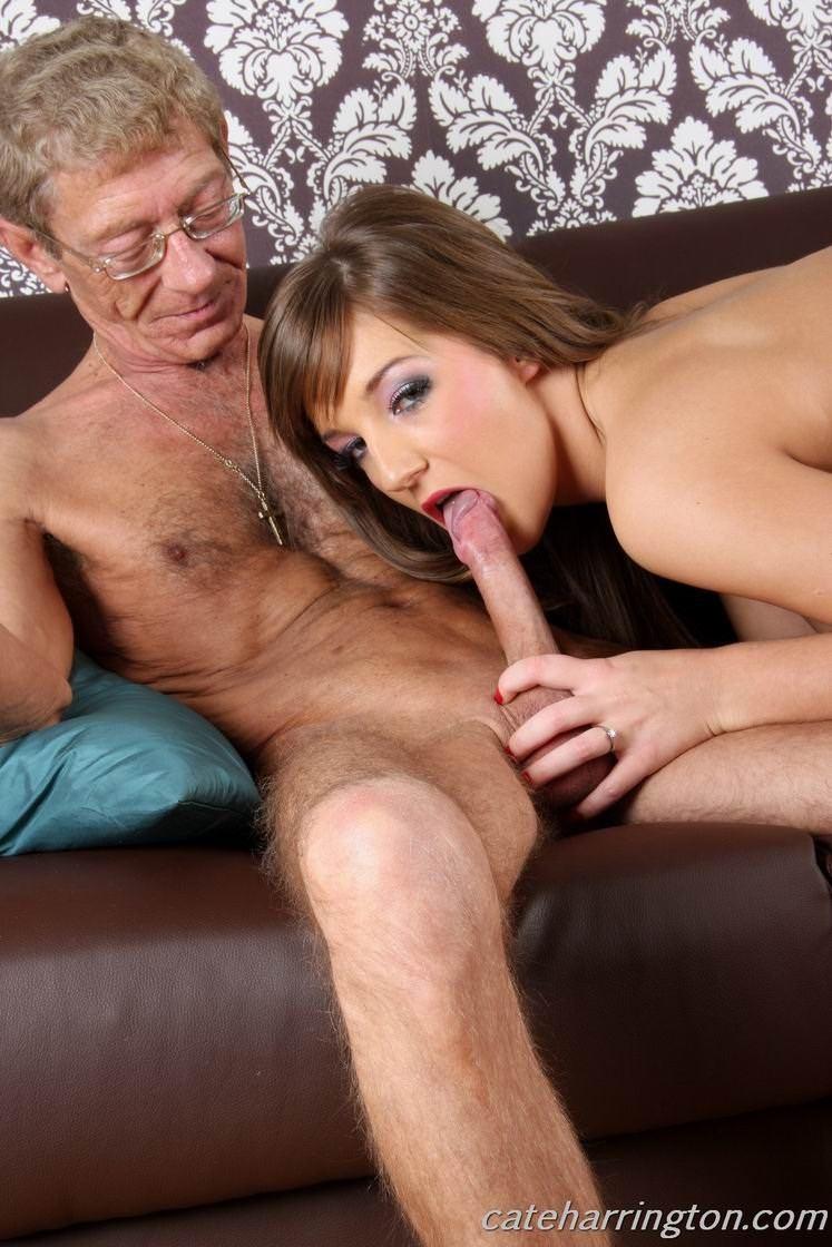 Porn Cate Harrington Blowjob Lingerie