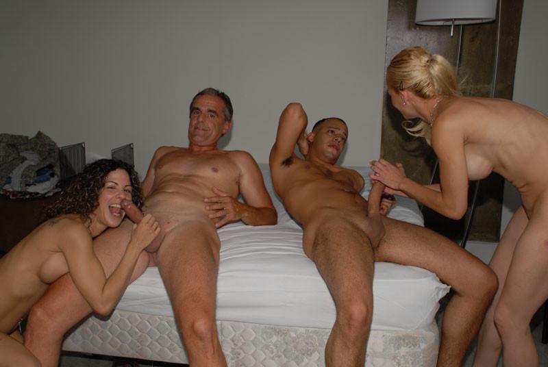 Cumming in shemales ass