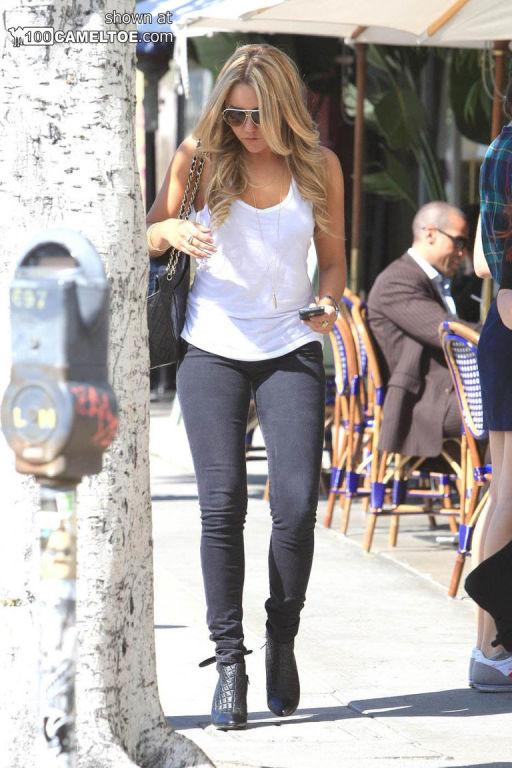 Amanda Bynes tight jeans and shorts cameltoe