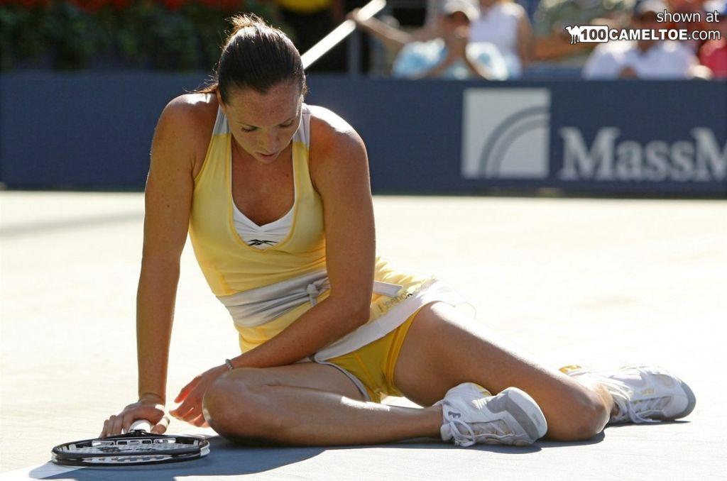 Set of Ana Ivanovic wet tennis camel toe