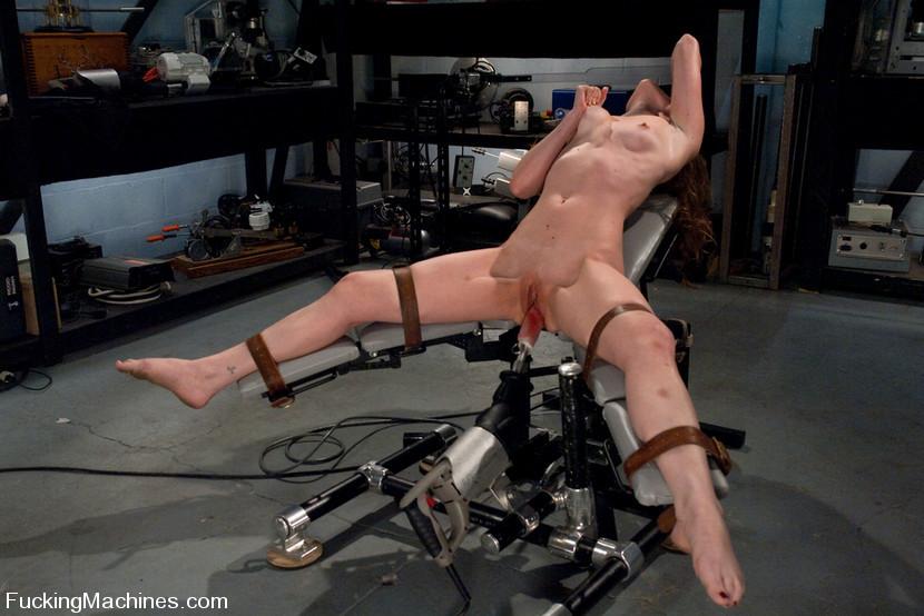 Extreme Orgasm Fuck Machine