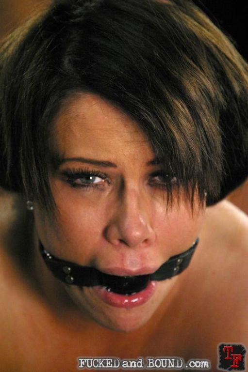 Submissive slut Jordan Jagger gets bound and fucke