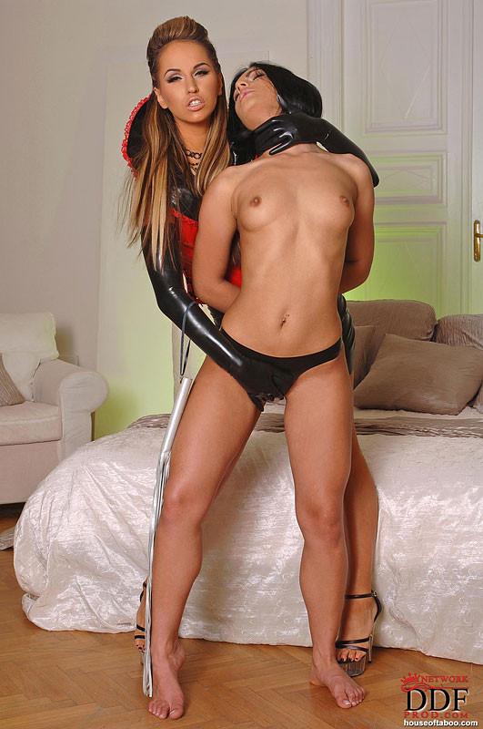 CALLIE: Gorgeous slavegirl Honey Demon