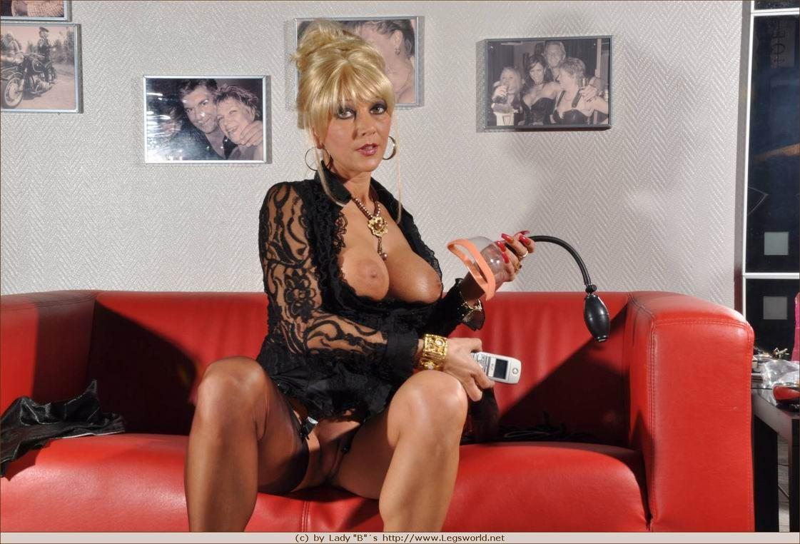 Lady Ewa порно модель