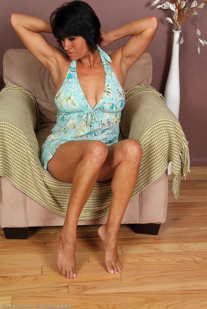 Unitard Adult Sexy Mature Legs Big Tits