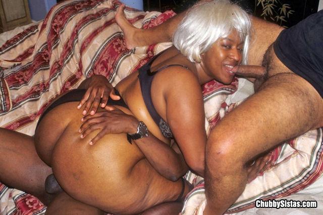 Black White Lesbian Strapon