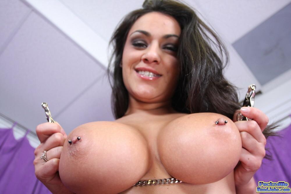 Living nude wife