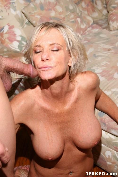 Blonde victoria white naked