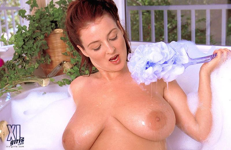 Big huge wet tits