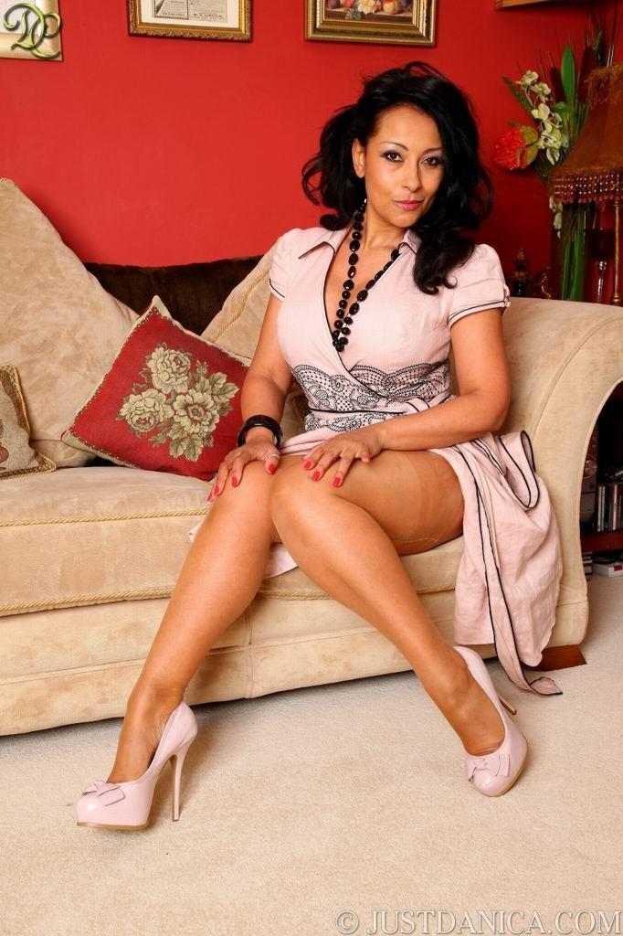 Danica collins heels panties