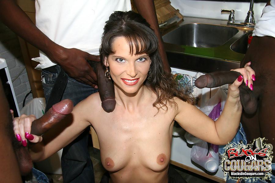 Hot Amateur Wife Interracial