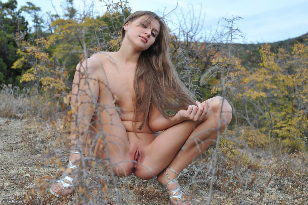 Girls in rural naked