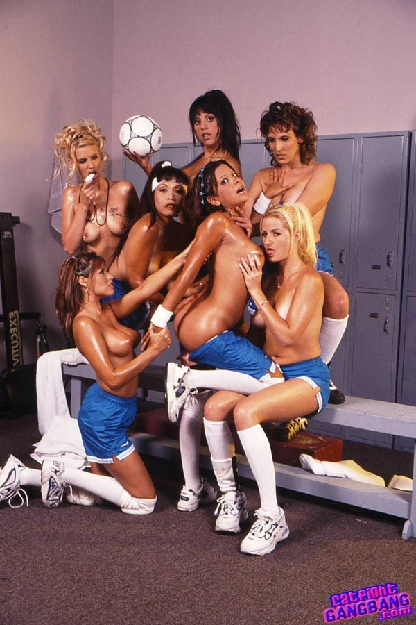 Lesbian soccer pussy