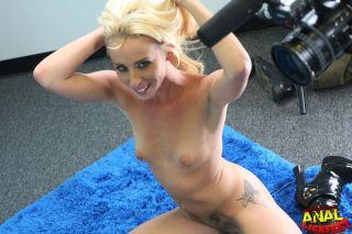naked Jayden Rose hot anal action blonde