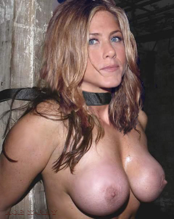 Jennifer aniston porn cum