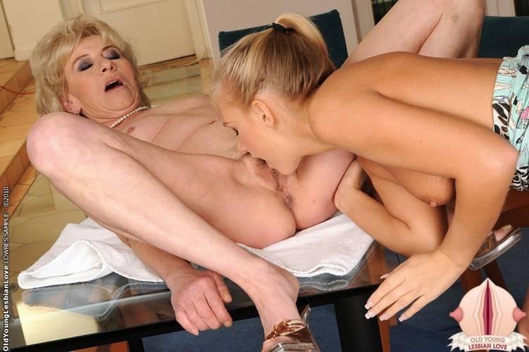 Old White Milf Lesbians