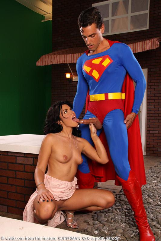 Consider, that super man porno real live