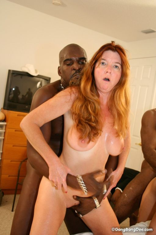 The Interracial Squirting Orgy