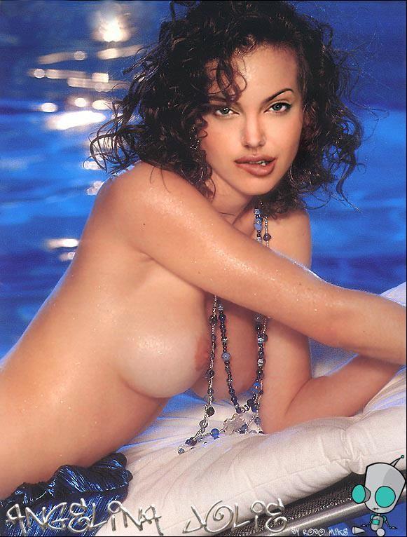Angelina jolie hard nude fuck