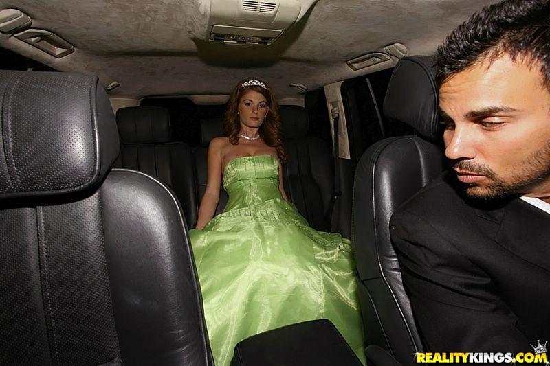 Faye Reagan recreates her sexual prom night fantasy - Pichunter