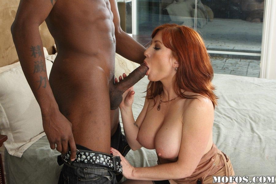 Red Head Teen Cheats Big Dick