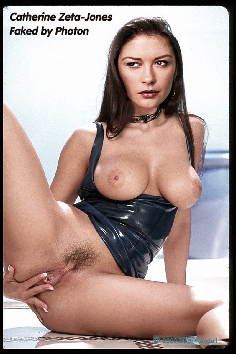 Catherine zeta jones naked pictures