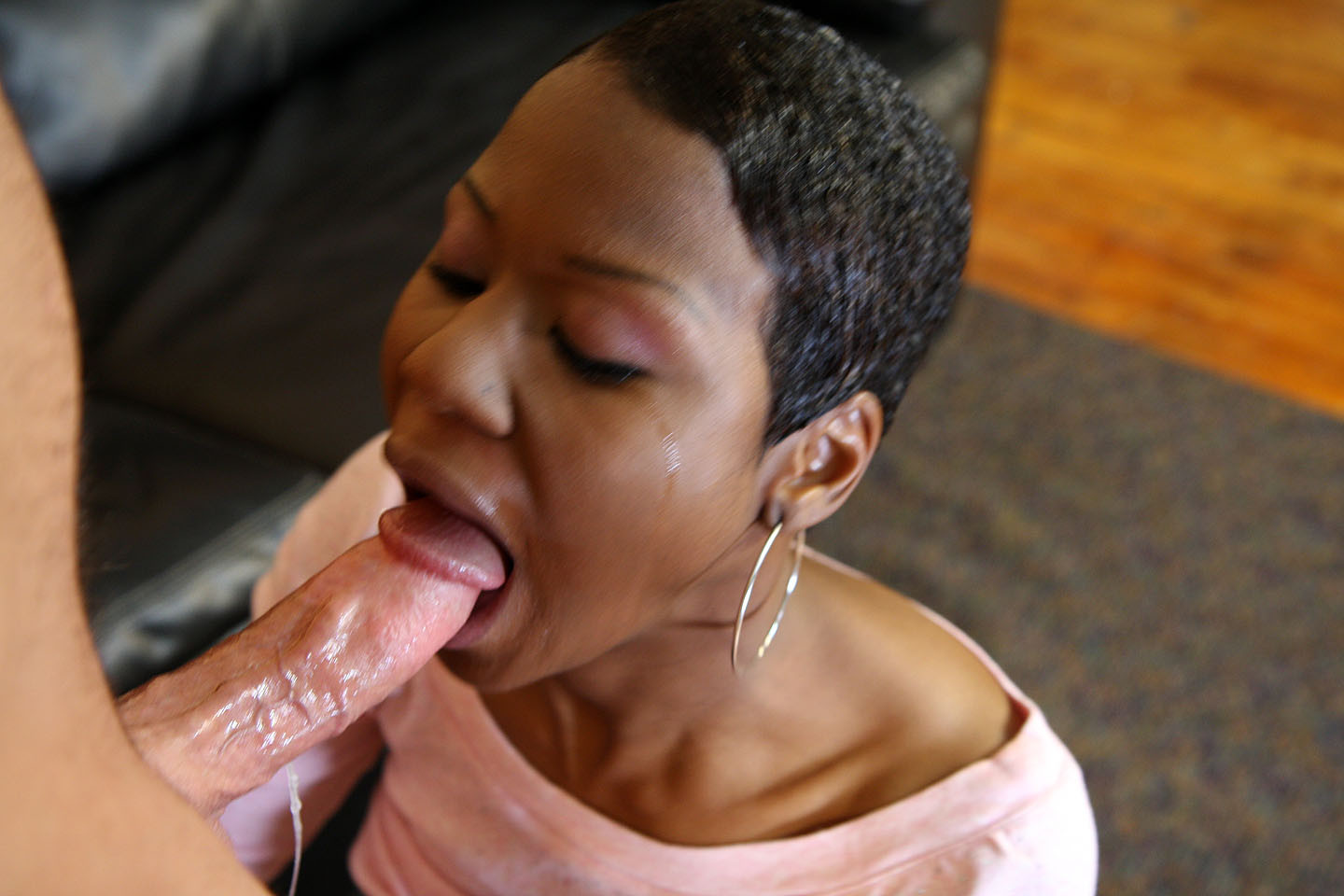 College Blowjob Cum Mouth