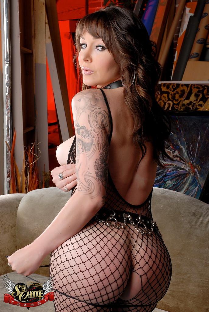 Danielle Foxx Tranny Dom