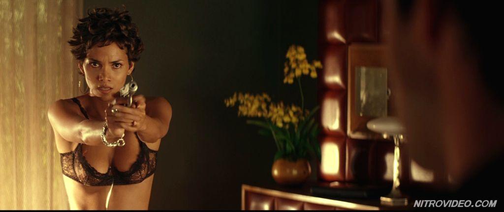 Dungeons Halle Berry in Swordfish