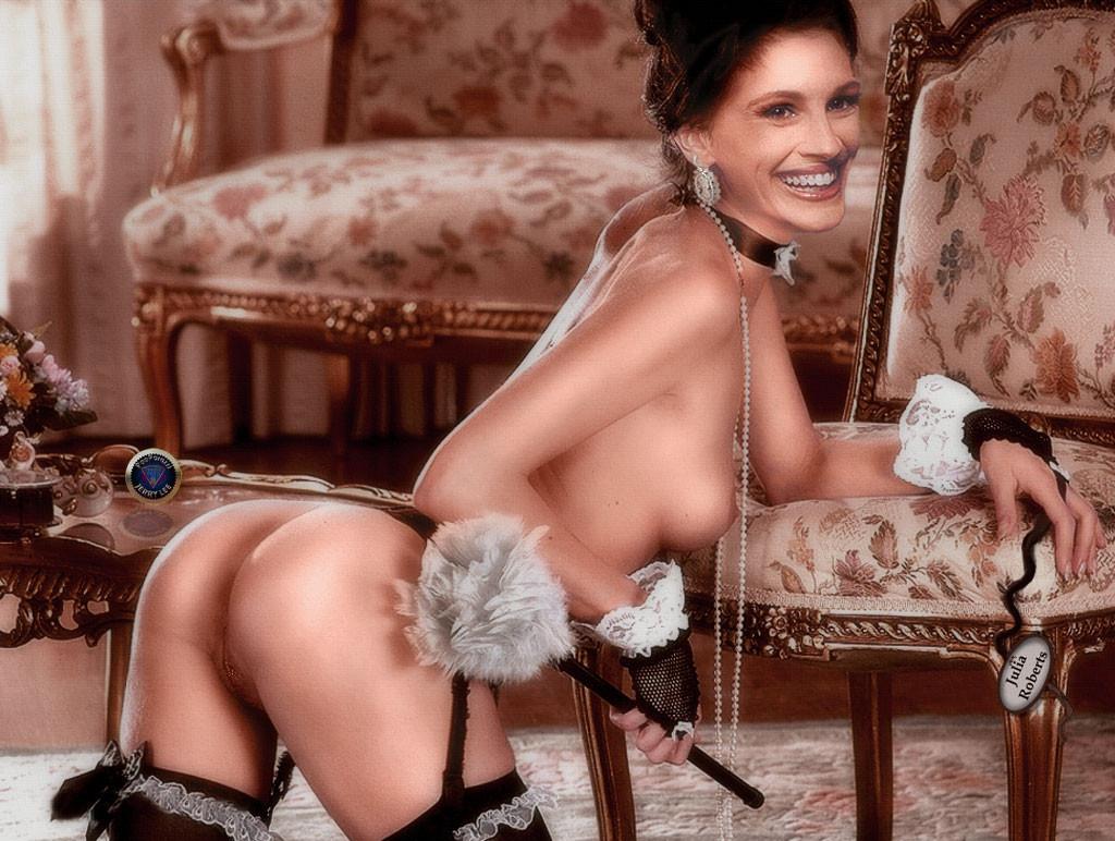 Julia Roberts фото обнаженка и порно