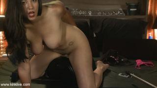 The sexy Dana Vixen is your personal pain slut.