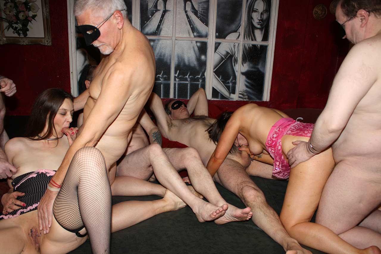 Nude slave torture