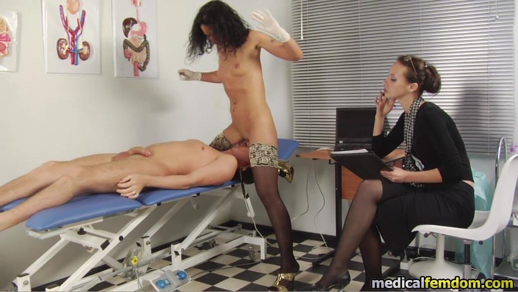 ... medical femdom nude mean nurses cfnm ...