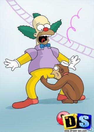 The sexual Perils of Penelope Pitstop Simpsons XXX