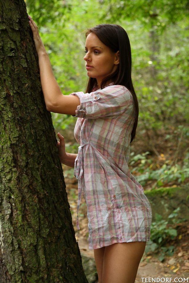 Teenie Tights Nude Teens In Forest