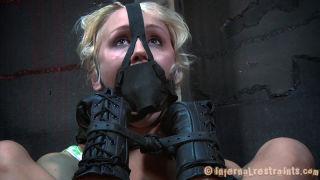 Cruel bondage action