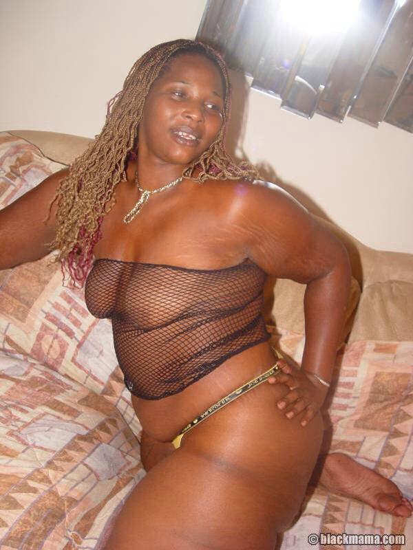 Plump black mamas