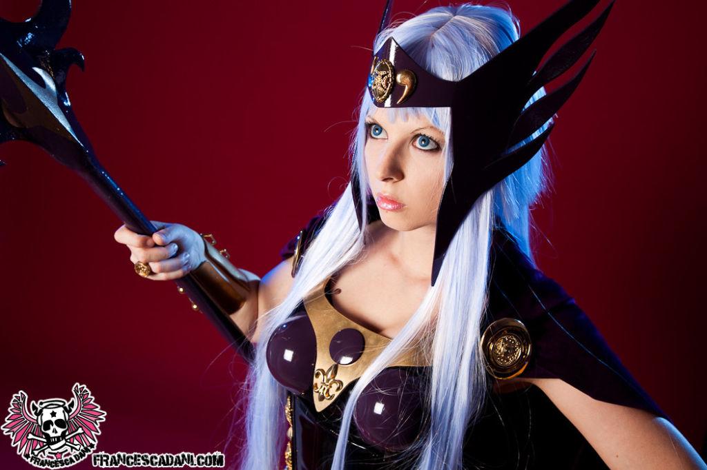 Cosplay Hilda of Polaris costume