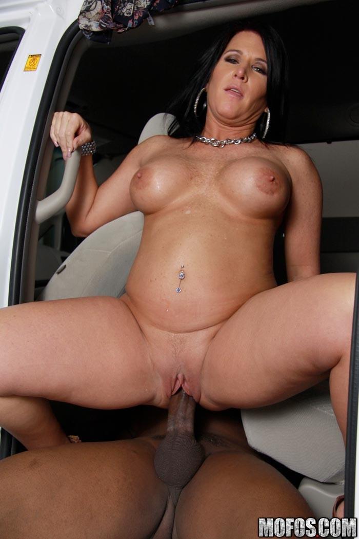 Lesbian milf strap on