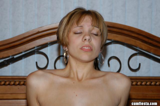 Saggy black breast