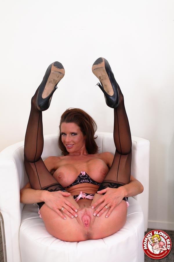 Stockings joi Milf
