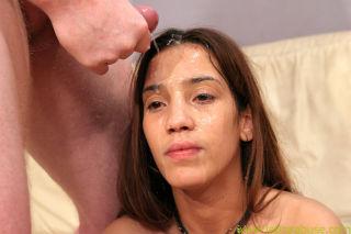 Latina slut in extreme sex