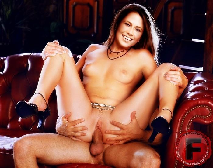 Fischer naked jenna Jenna fischer