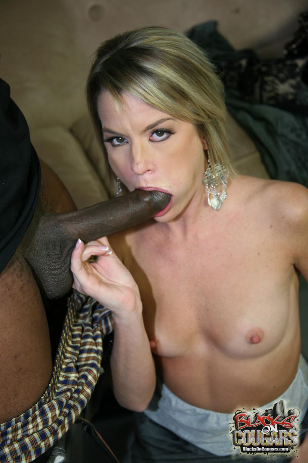 naked Jessie Fontana interracial sex black on white ...