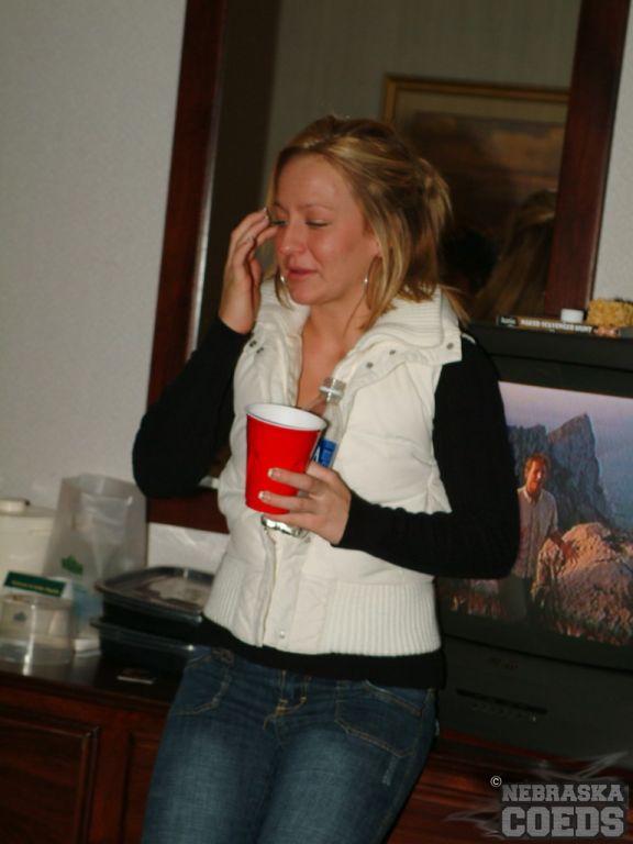 Drunk College  Lesbians