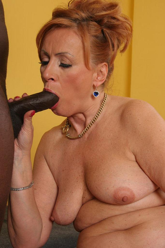 Granny love big cock porn